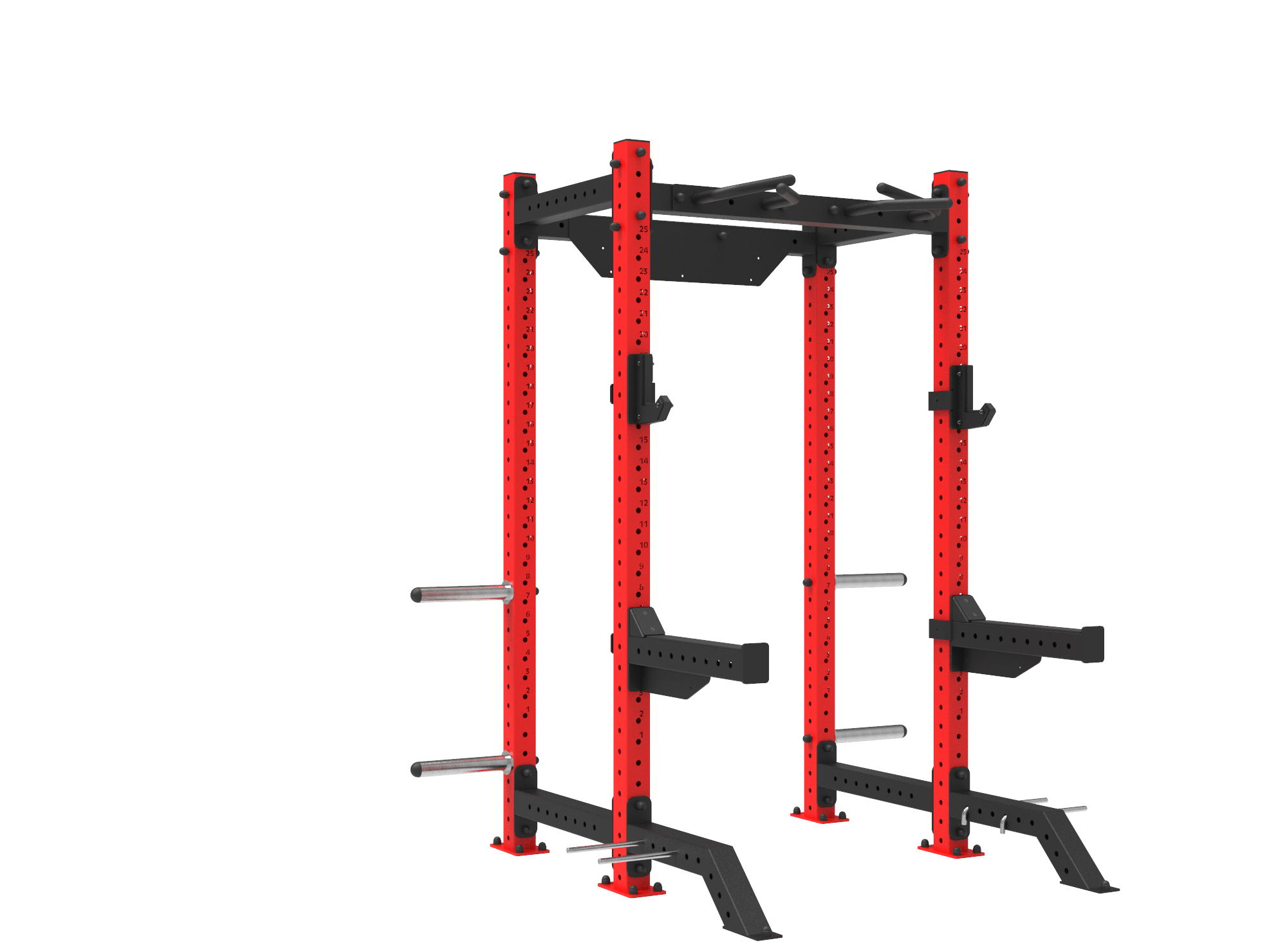 Monster POWER RACK STORAGE Advanced