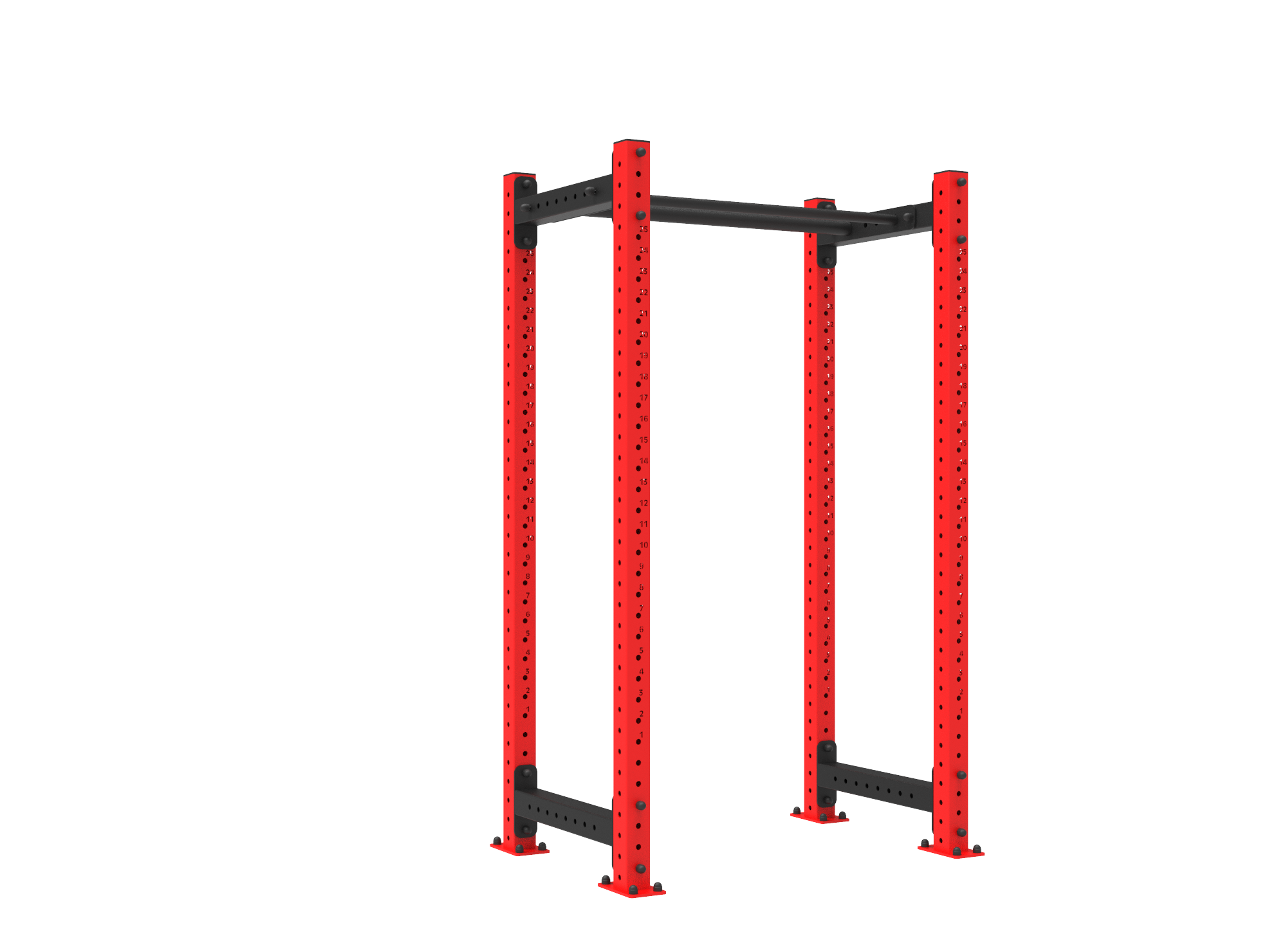 Monster MINI RACK Clear 214