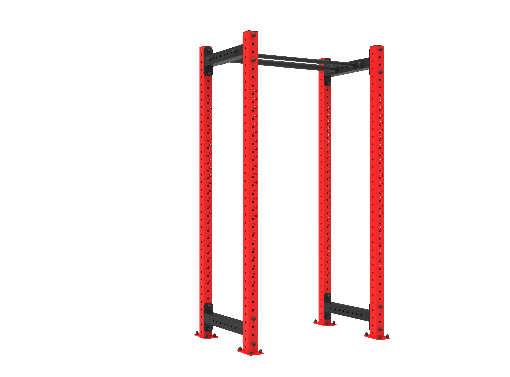 Monster MINI RACK Clear 232