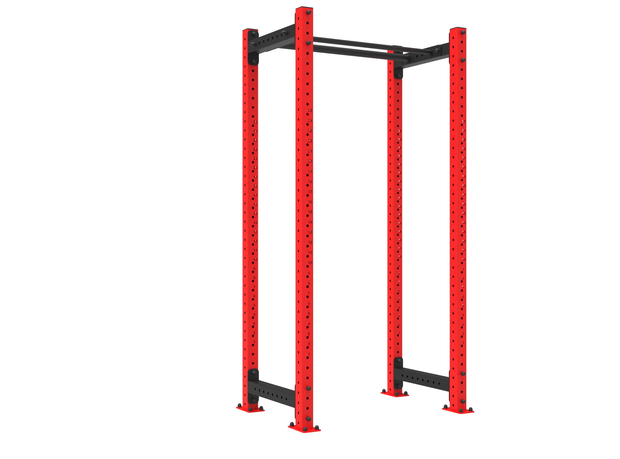 Monster MINI RACK Clear 250